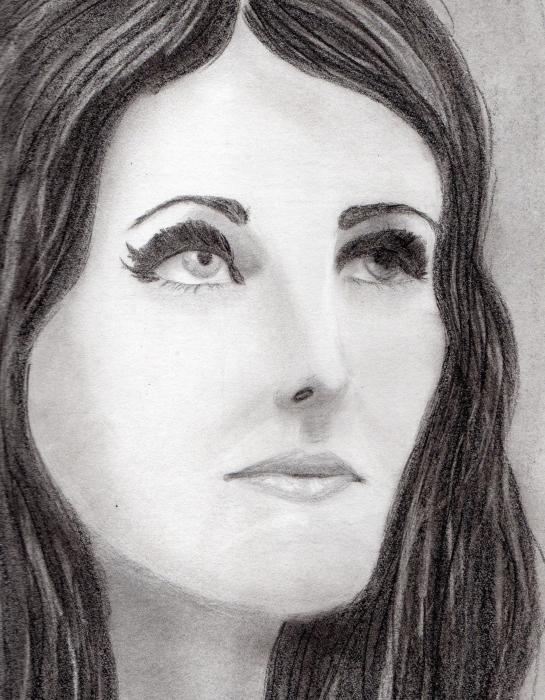 Sharon den Adel by CatiHIFK